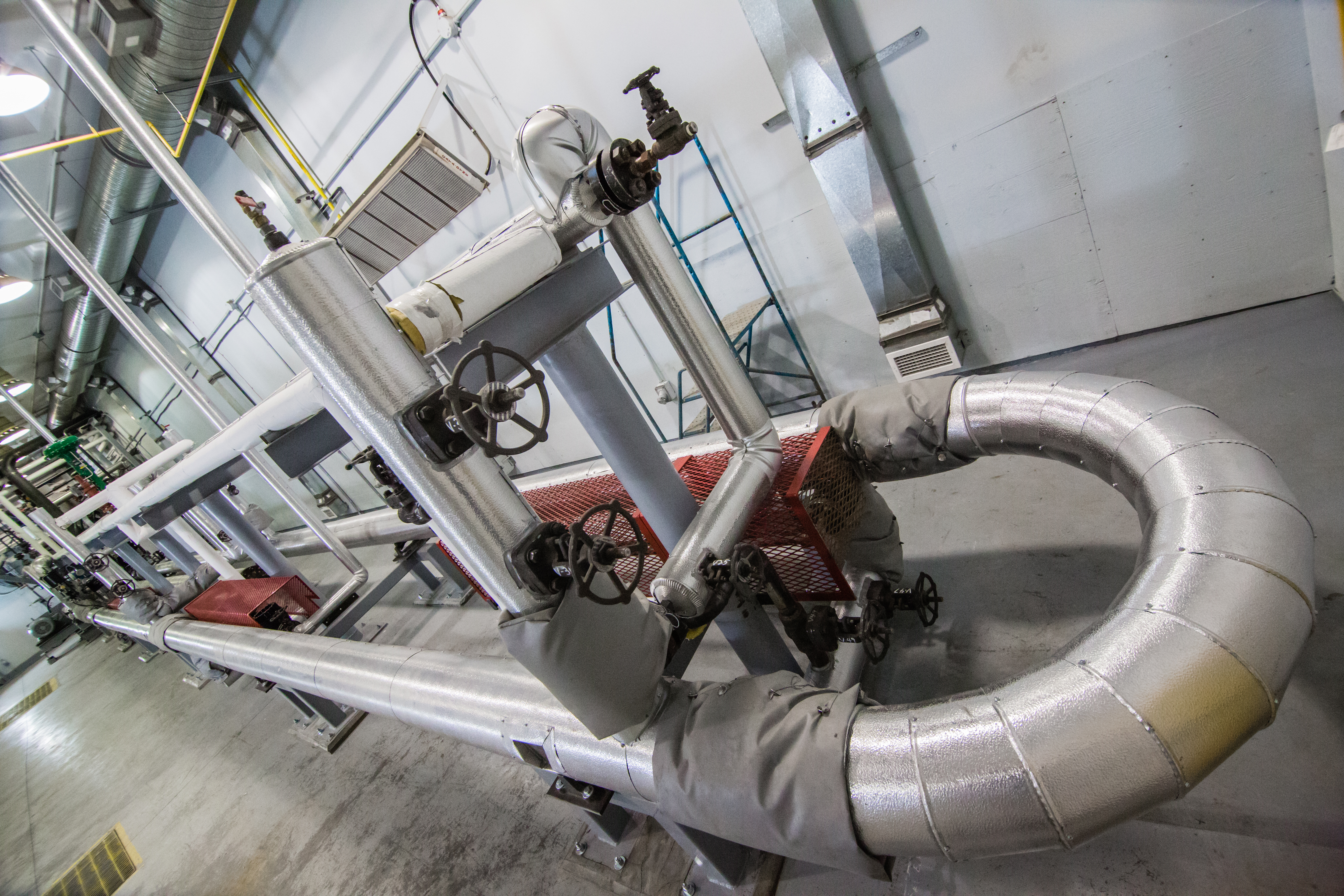 shook-gillies high-pressure, high-temperature pipe loop