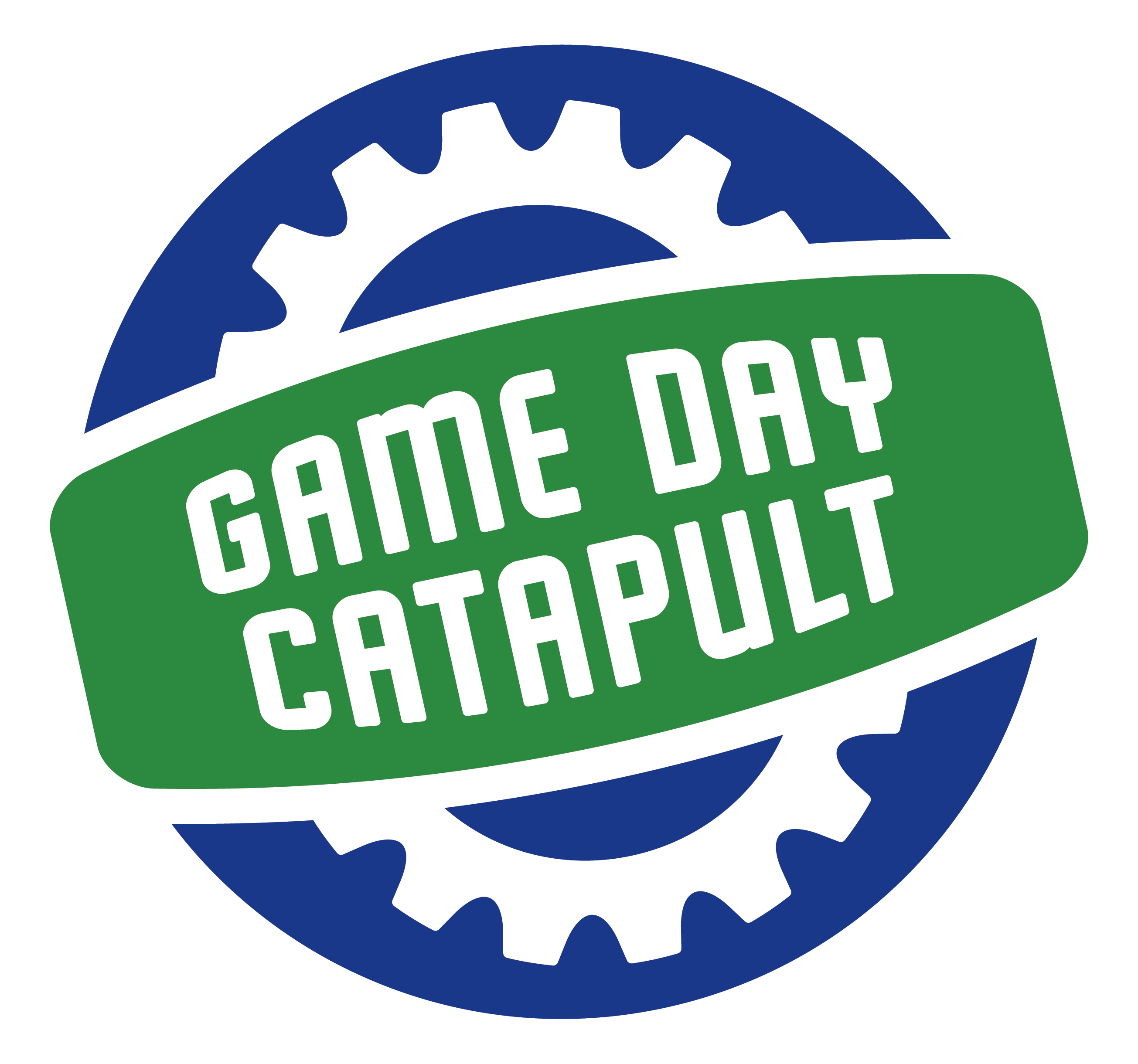 green catapult experiment logo