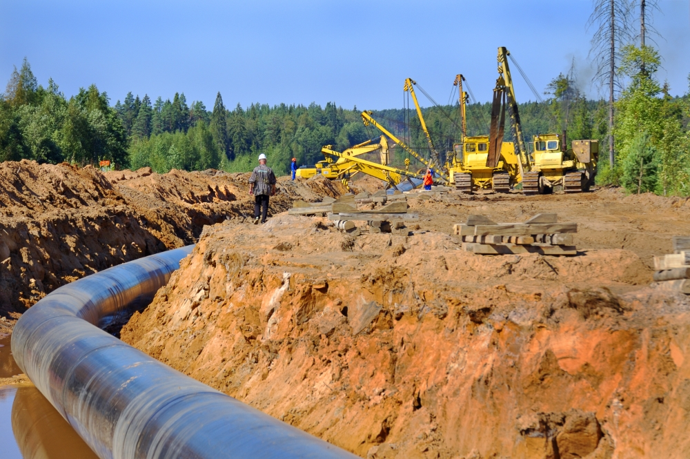 pipeline development in canada