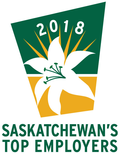 sask top employers logo