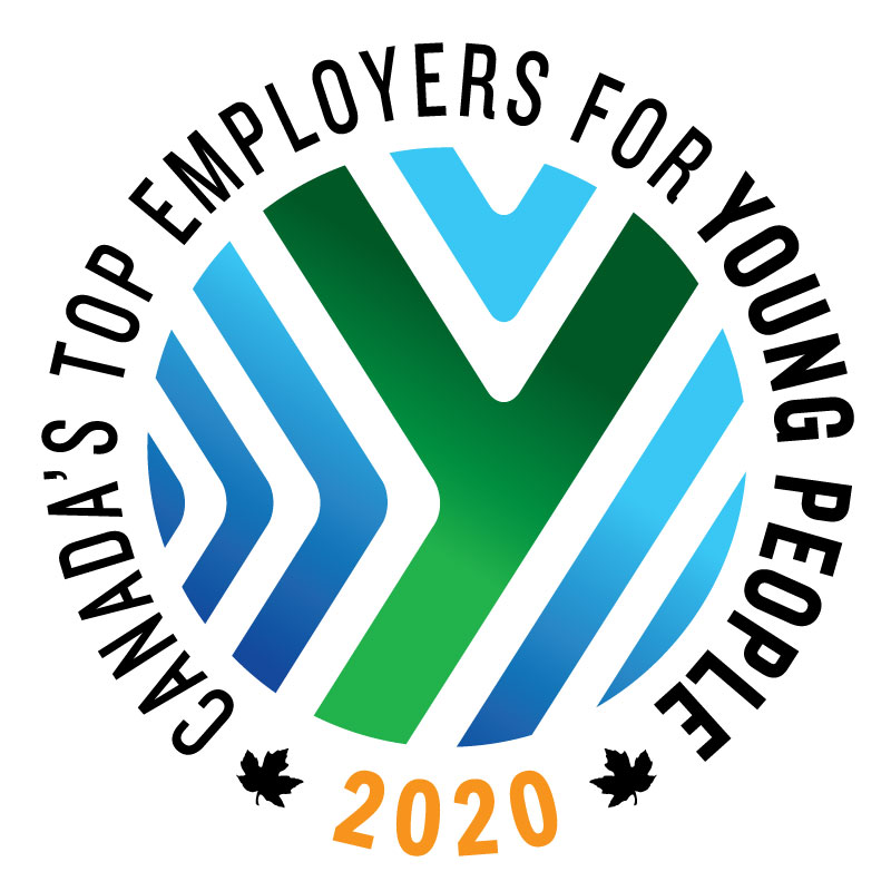 src is one of canada's top employers for young people 2020
