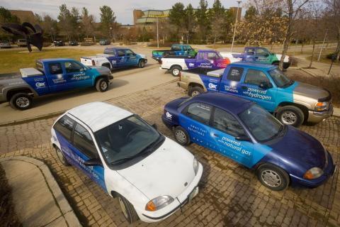 src alternative fuels vehicle fleet