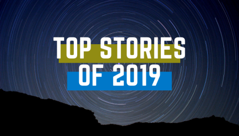 top stories of 2019 night sky