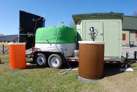 demonstration biodigester