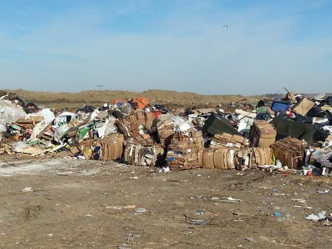 swift current landfill