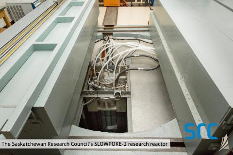 The Saskatchewan Research Council's SLOWPOKE-2 research reactor