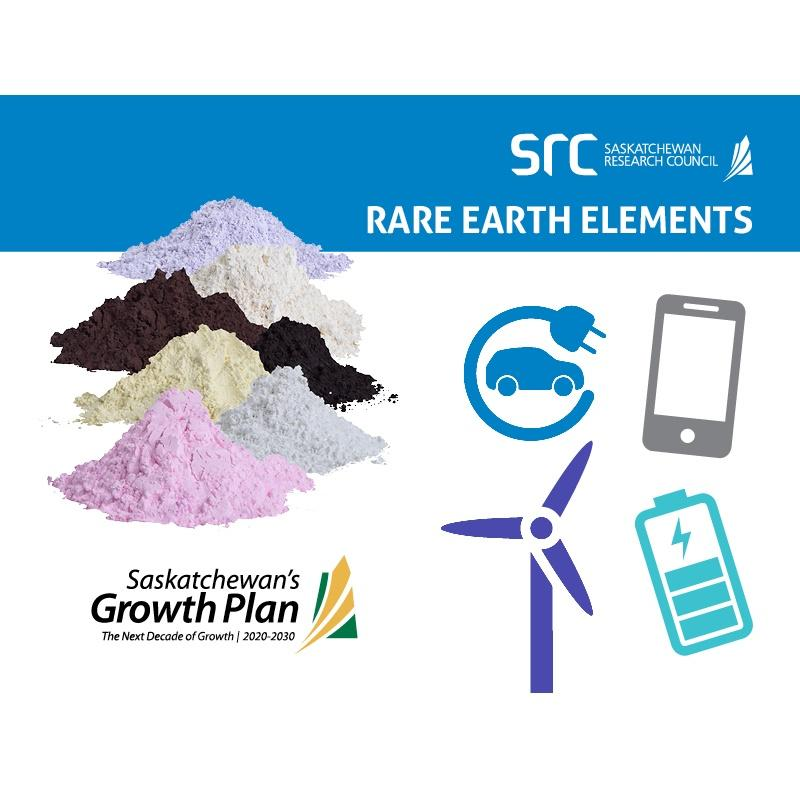 rare earth elements at src