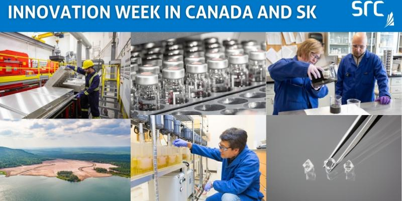 innovation week in canada and sk
