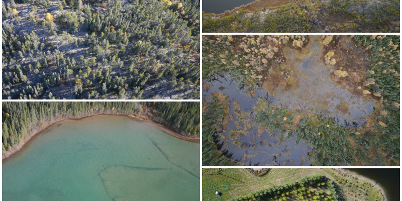Aerial Imagery Samples